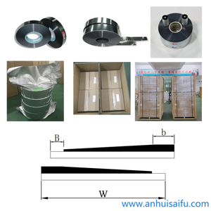 Single Margin OPP Film with Slope Resistance One Side Zn-Al Metallized