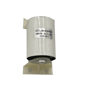 1400vdc 20uf CBB15 CBB16 Welding Inverter DC Filter Capacitor