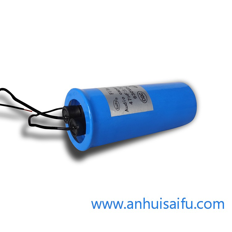 CBB65 capacitor with wire