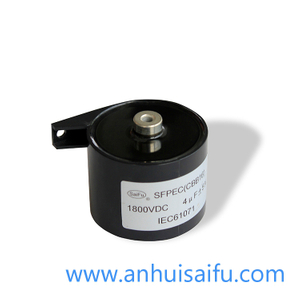 CBB16 Welding Inverter DC Filter Capacitor 4uf 500VDC-1800VDC