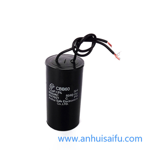 CBB60 motor run capacitors 12uf 14uf