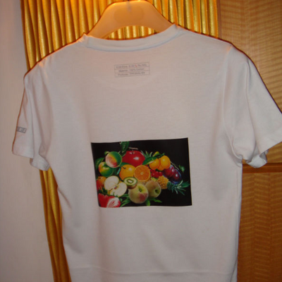 Light inkjet T-shirt Transfer Paper